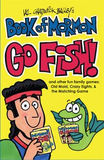 CC - Cards - Book of Mormon Go Fish! <BR>モルモン書 ゴーフィッシュ  【日本在庫わずか】