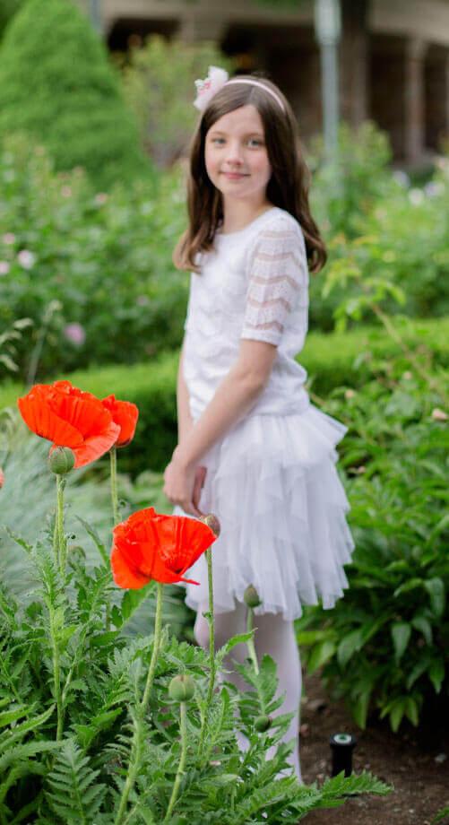WE - Baptism Dress  Poppie Set<BR>子供用バプテスマ衣装 「ポピーセット」